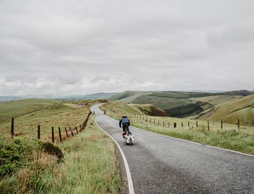 unerwartet schön, regnerisch, Wales
